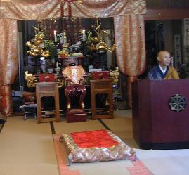 徳寿寺ご住職様の法話