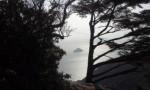 御山神社のから見た景色