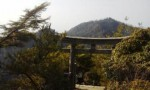御山神社の石鳥居