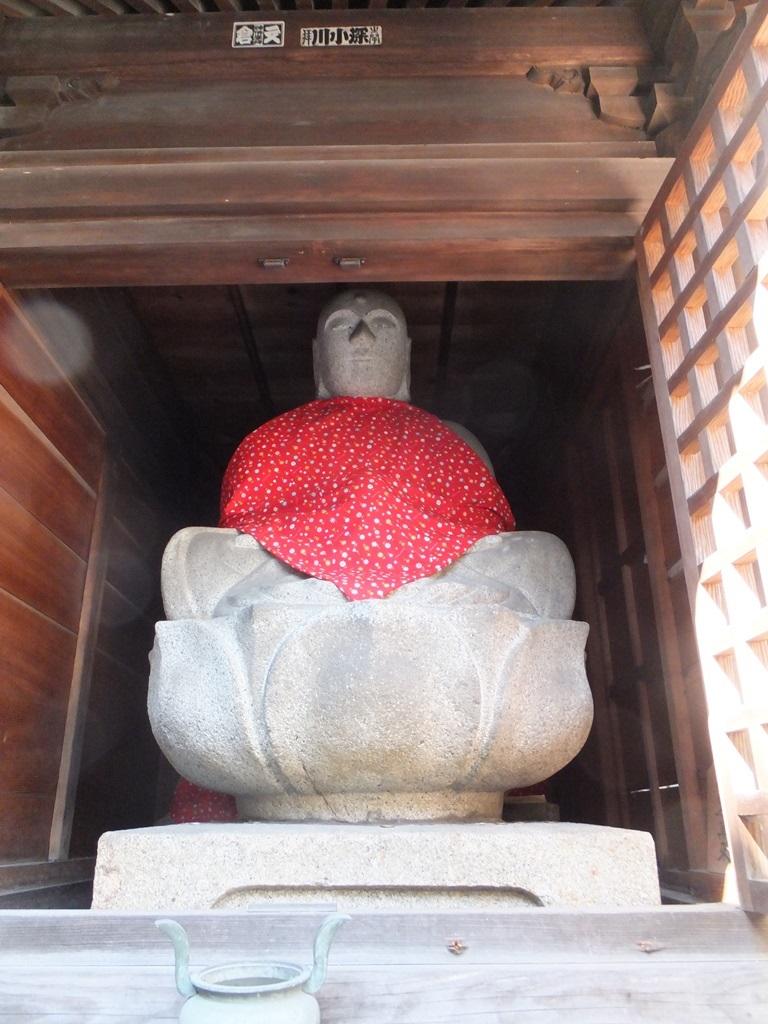 存光寺のお地蔵さん