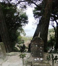 諸龍王のお墓