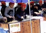 お好み焼き(牡蠣のせ)