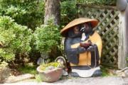 たぬき僧侶