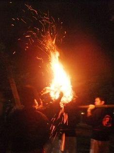 熱そう 鎮火祭
