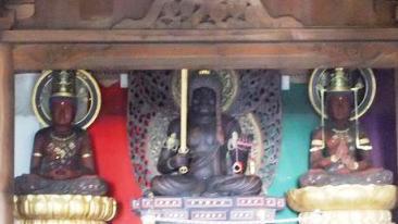 仏像:不動明王坐像