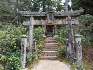 四の宮神社一