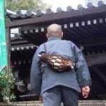 大聖院の僧侶