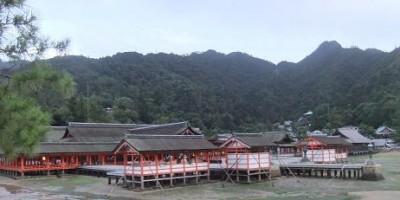 18時の厳島神社