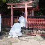 青海苔浦神社